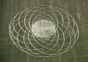 13.) 14 Ring Spirals, Woodborough Hill, UK (1997)