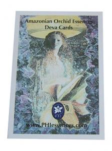20 Amazonian Orchid Essences Deva Cards