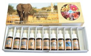 African Animal Essences Set 1-10